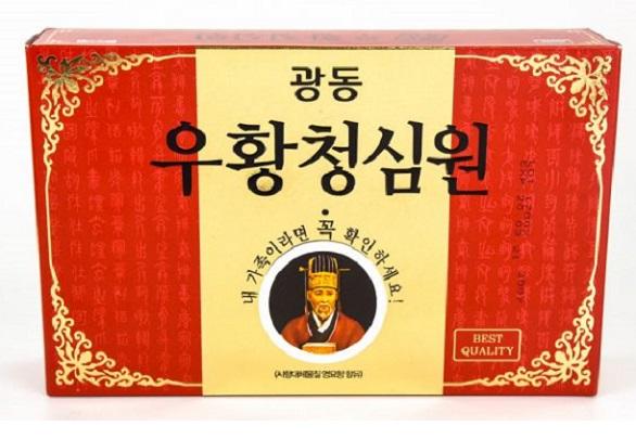 An cung ngưu hoàng hoàn Hàn quốc – Nutri.vn