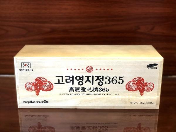 Cao linh chi Hàn Quốc cô đặc 365 - Nutri