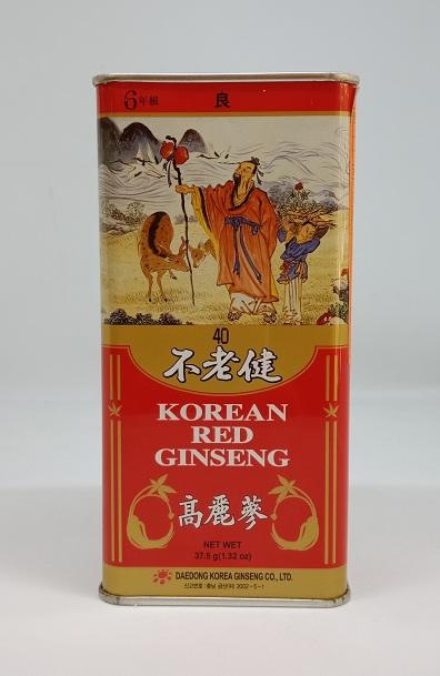 Quà tặng Hồng sâm Hàn Quốc 6 năm tuổi 37.5gr - số 40