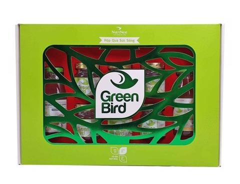 Hộp quà Sức Sống Green Bird - hộp 8 món