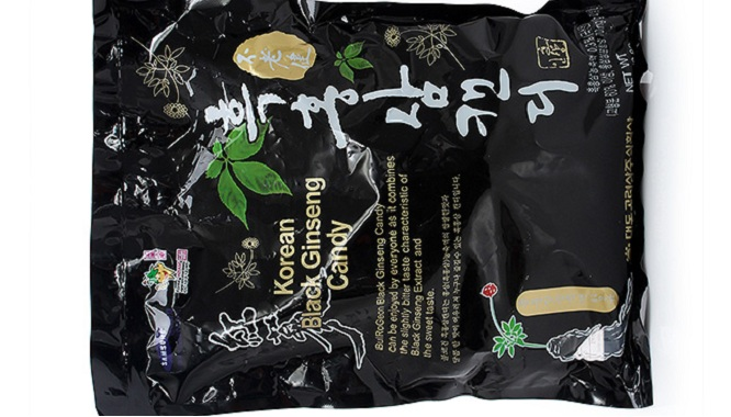 Kẹo Hắc Sâm Hàn Quốc 250g – Nutri