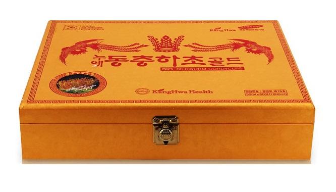 Tinh chất Đông trùng Hạ thảo KangHwa 60 gói - Nutri